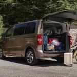 Citroën ë-SpaceTourer 2020: El MPV de Citroën también estrena versión eléctrica