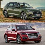 Comparación visual Audi Q5 2020: Juzga tú mismo cómo le han sentado los cambios