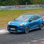 Disfruta del Ford Puma ST 2021 en Nürburgring: Sonido y puesta a punto tienen muy buena pinta
