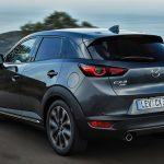 El Mazda CX-3 regresa al mercado europeo