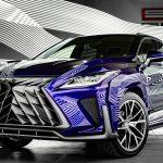 El preparador SCL da este aspecto a los Lexus NX y Lexus RX
