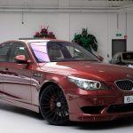 Este BMW M5 E60 G-Power Hurricane RS es una bestia de 750 CV