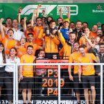F1: ni podio ni trofeos en las carreras de nueva normalidad