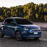 Fiat 500e 'la Prima'. Ahora sin capota de lona, pero con techo de cristal
