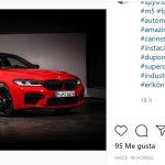 ¡Filtrado! Aquí tienes el BMW M5 Competition 2021 desde todos los ángulos