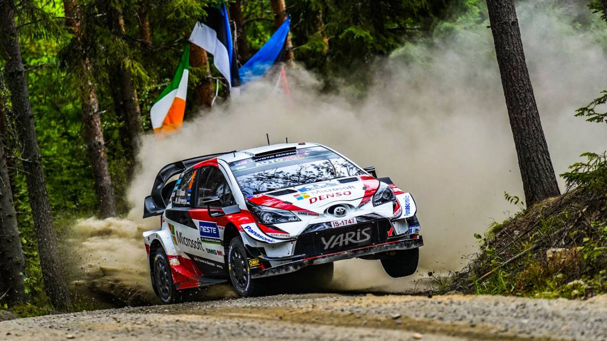 Fin de cuarentena para el WRC - .·:·. AMAXOFILIA