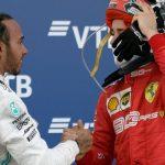Hamilton despierta a la F1