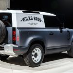 Land Rover Defender «Hard Top»: la versión comercial