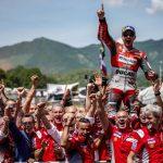 Lorenzo: el 'jaque mate' a Honda y Yamaha que ultima Ducati