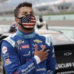 Piloto afroamericano sufrió acto de racismo en NASCAR
