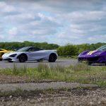 [Vídeo] McLaren 720S vs. Ferrari 488 Pista vs. Lamborghini Aventador SV: Duelo de titanes