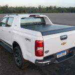 Así luce el renovado Chevrolet S10 para América Latina