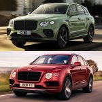 Comparación visual Bentley Bentayga 2020: ¿Qué tal le han sentado los cambios al lujoso SUV?