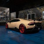 Con este poderoso Lamborghini Huracán Performante no pasarás desapercibido