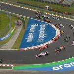 F1 en directo: la lluvia se asoma