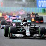 Hamilton va a por Schumacher
