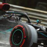 Hamilton y tres Mercedes más