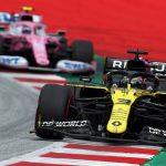 La FIA admite la denuncia de Renault por 'el Mercedes viejo'