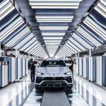 Lamborghini Urus. Alcanza las 10.000 unidades producidas