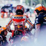 Lorenzo pone el foco en la Honda