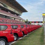 Los bomberos creen que el Toyota Land Cruiser es el coche perfecto: ¿Tú qué opinas?