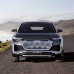 ¡Oficial! Audi Q4 Sportback e-tron concept: Hasta 500 km de autonomía 100% eléctrica