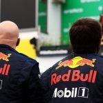 Red Bull, en dirección contraria