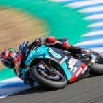 Resumen clasificación GP de Jerez: un Quartararo de récord