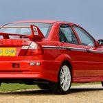 Se celebra el 20 aniversario de la llegada del Lancer Evolution VI Tommi Makinen Special Edition a Europa