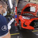Toyota Yaris Electric Hybrid. Comienza su producción