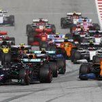 Victoria de Hamilton en Austria con Bottas 2º y Sainz, 9º