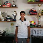 Vidales salta a los monoplazas con la Fórmula Renault