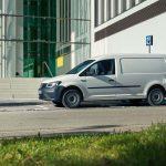 Volkswagen e-Caddy y e-Transporter. Ofensiva eléctrica