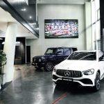 Así es el primer Centro de Experiencias AMG del mundo: mimando al cliente chino en Zhejiang