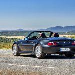 BMW Z3. El roadster cumple 25 años