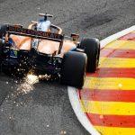 Carlos Sainz, al ataque en Spa