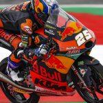 Carrera Moto3 en directo: Arenas se pone en cabeza