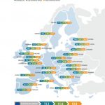 ¿Es España un país de coches viejos?: La media de edad europea país por país