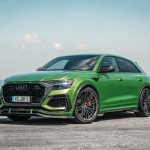 ¡Este Audi RSQ8-R es una bestia!: 2 toneladas que pueden alcanzar los 315 km/h