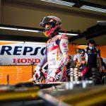 Honda perfila la 'operación remontada' de Márquez