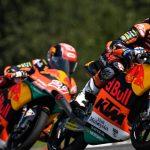 Moto3 en directo: Fernández y Arenas pelean por la victoria