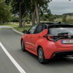 Nuevas imágenes del Toyota Yaris 2021 para Europa