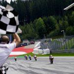 Otra victoria de la cantera de Rossi con la primera de Vietti