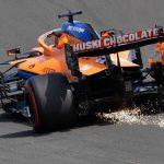 ¿Por qué el McLaren de Sainz es más lento que el de Norris?