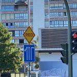 ¿Sabes qué significa esta señal? Sólo la encontrarás en una ciudad de España…