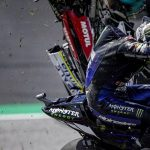 Tremendo susto en el GP de Austria