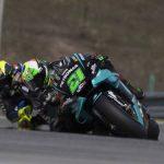 Yamaha continúa dominando en Brno, ahora con Morbidelli