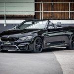 Este BMW M4 Cabrio no tiene nada que envidiar a los recién estrenados M3 y M4