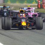 Accidente de Verstappen y ventaja para Bottas en Monza