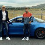 Alonso ya tiene su Alpine